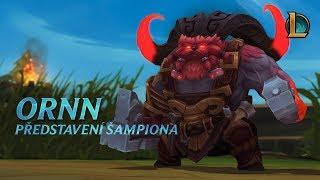 Představení šampiona: Ornn | Herní systém – League of Legends