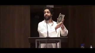 Video: The Bible or the Quran? - Sadat Anwar vs Tony Costa