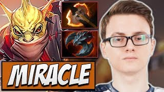 Liquid.Miracle Bounty Hunter - BATTLE TYPE | Dota Gameplay