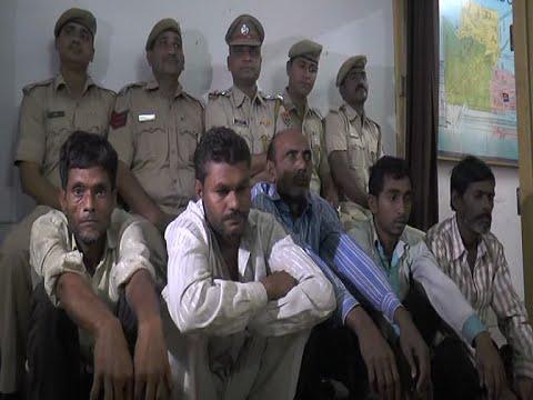 Police arrested robbers from Uttar Pradesh in Ajmer | Dial 100