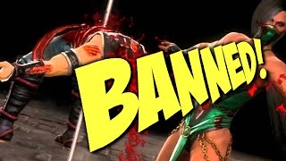 Top 5 - Banned or censored games (Mature only)