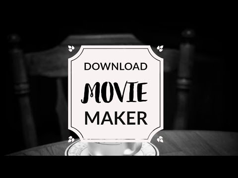 Download movie maker windows and install step by step   Easy and simple