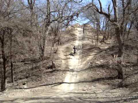 Big Hill Climb Rocky Ridge