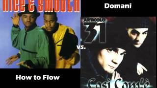 Articolo 31 - Domani vs. How To Flow (DJ Jad Remix)