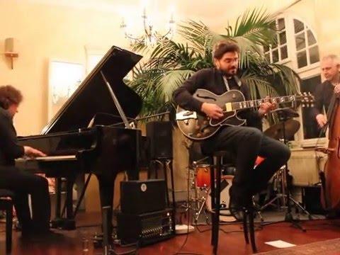 Blue Motion Trion Feat. Joscho Stephan Live @ Jazzclub Hürth 23.03.2016 Part 1