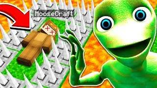DAME TU COSITA KILLS MOOSECRAFT 💀 IN MINECRAFT!