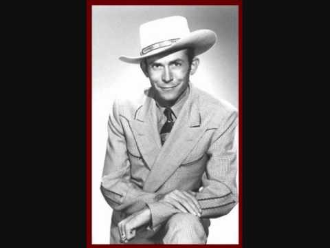 Hank Williams - I Heard You Crying In Your Sleep