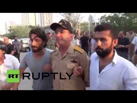 Turkey: Admiral Demirhan arrested over organising anti-Erodgan coup
