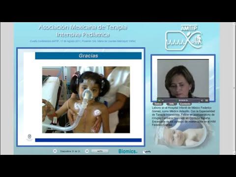AMTIP, Tema: Reanimación Post-paro cardiaco.