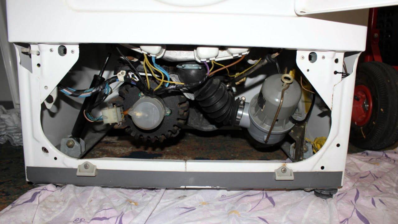 reparatur waschmaschine miele w407 lagerschaden part2 zusammenbau und testrun youtube. Black Bedroom Furniture Sets. Home Design Ideas