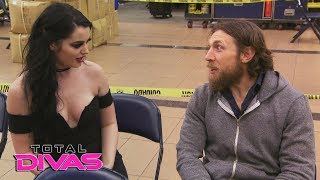 Paige asks Daniel Bryan for advice about her WWE retirement speech: Total Divas, Sept. 26, 2018