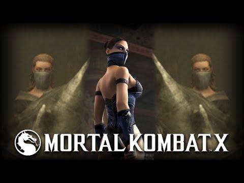 Mortal Kombat X: A Picture Of Kitana?!