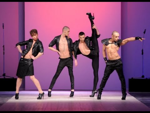 Kazaky at Anouki Bicholla Fall 2011/12 UFW Music Videos