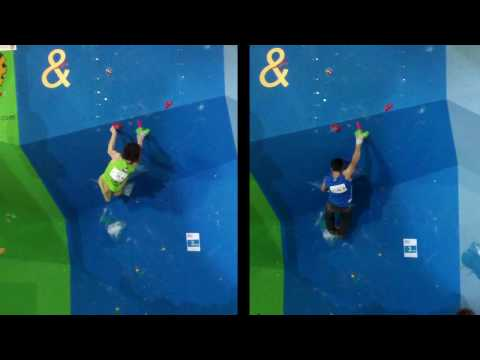 Boulder WC 2010 report #1 - Greifensee