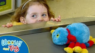 Woolly and Tig - Pranks   TV Show for Kids   Toy Spider