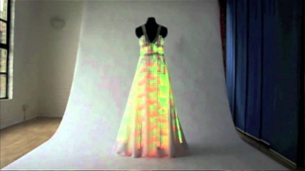 Aurora Dress And A 3d Printed Dress Youtube