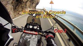 Eslovenia y Croacia en Moto. Cap. 2 Italia