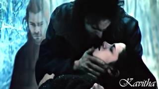 Snow White & the Huntsman - Snow white and the huntsman - Breath of life - Florence and the machine - OST full version