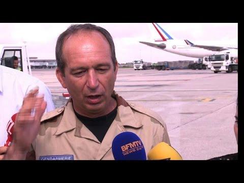 Crash Air Algérie au Mali: retour des enquêteurs français