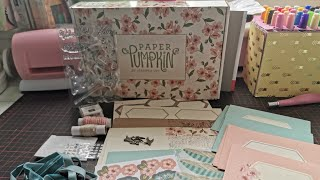Paper Pumpkin set by Stamping Up