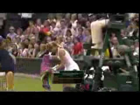 Sabine Lisicki - my favorite moment