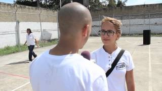 """""""El Evangelio Cambia"""" en el Centro de Internamiento Dr. Pastor Oropeza (1)"""