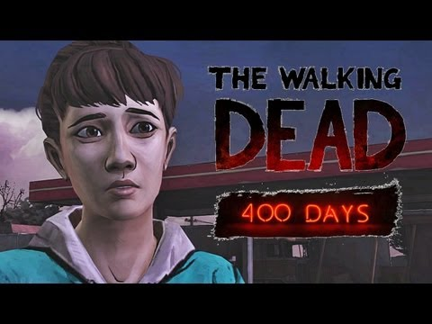 The Walking Dead 400 Days Gameplay Walkthrough Part 5 - Shel