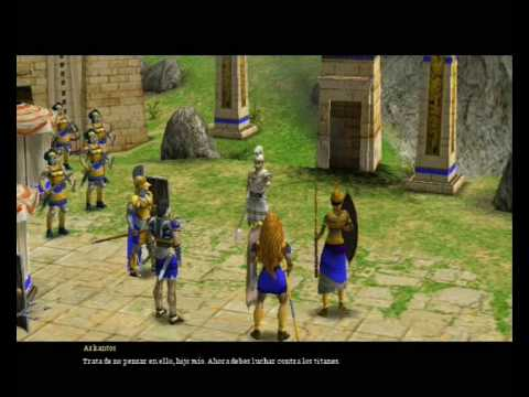 Age Of Mythology The Titans En Español (Parte 2)