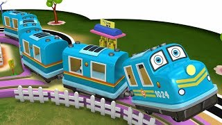 Thomas The Train Toy Factory Cartoon for Kids - Toy Factory Train - Cartoon For Children
