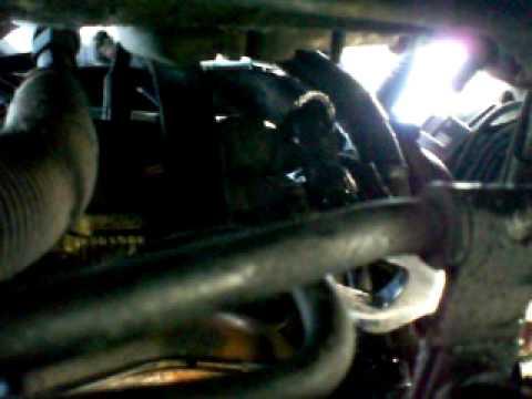 Power Steering Pressure Hose Removal 95 Lexus Es300 Pt 1