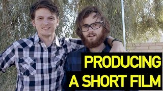 Producing a Short Film  |  Slacking Off Ep. 10