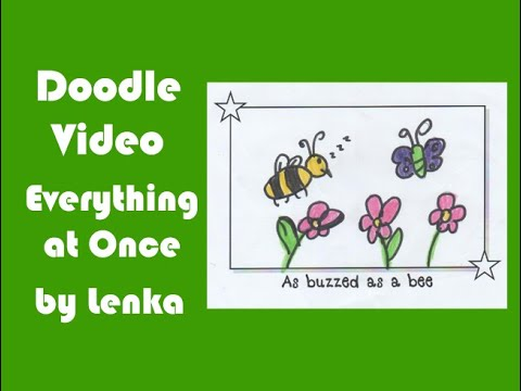 Doodle Video - Everything At Once By Lenka video
