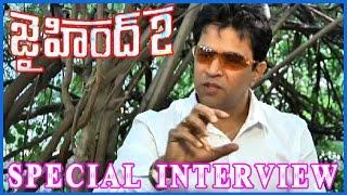 Peralai - Arjun & Jagapathi Babu Jai Hind 2 || Special Interview Part-1 - Surveen Chawla