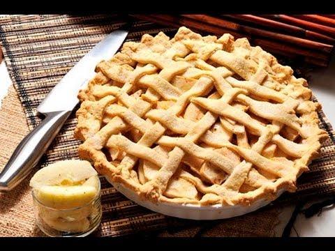 Pay de manzana - Apple Pie