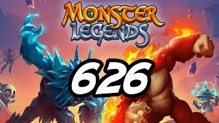 "Monster Legends - 626 - ""Wasteland Desert Island Event"""