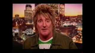 Rod Stewart - Induction into the UK Music Hall Of Fame (2006)