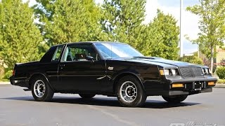 Mainly Muscle Cars Test Drive 1987 Buick Grand National