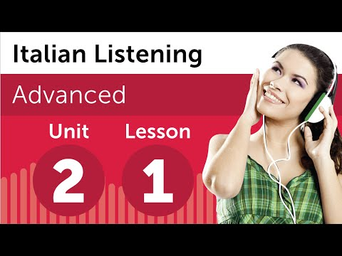 Italian Listening Comprehension - Deciding on a Hotel in Italy
