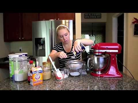 Lactation Cookie Recipe video