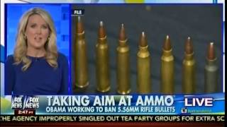 Taking Aim At Ammo - Obama Working To Ban 5.56mm Rifle Bullets - Attack On 2nd Amendment - F&F