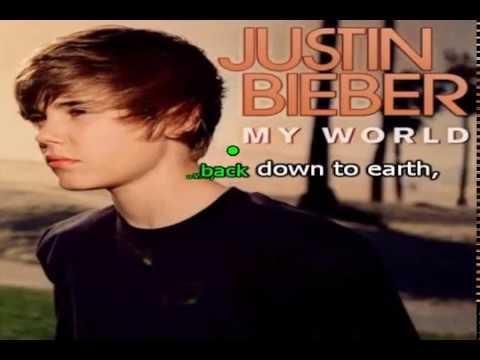 Down To Earth (justin Bieber - Karaoke Instrumental) video