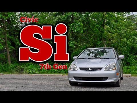 Regular Car Reviews: 2004 Honda Civic Si