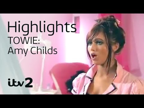 Amy Child's Best Bits | TOWIE | ITV2
