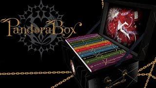 Limited Edition Pandora Hearts Manga Box Set Unboxing