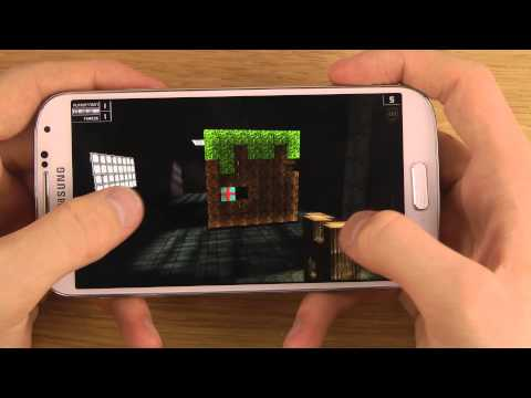 Guncrafter Samsung Galaxy S4 Gameplay Review
