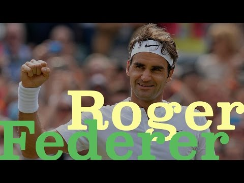 Historias de éxito: Roger Federer