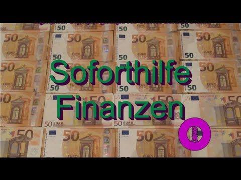 Soforthilfe Finanzen (Indirana)