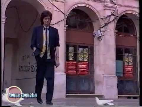 Camilo Sesto, paseando por Alcoy