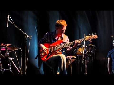 Rufus Philpot Bass solo (playing with Tizer)