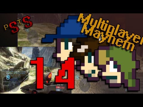 PSTS Multiplayer Mayhem: Episode 14 - Halo 4 Action Sack